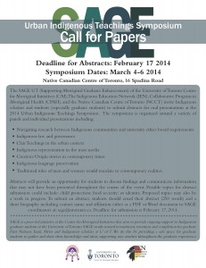 SAGE Call for Papers
