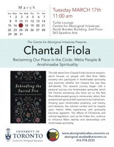 Chantal Fiola1